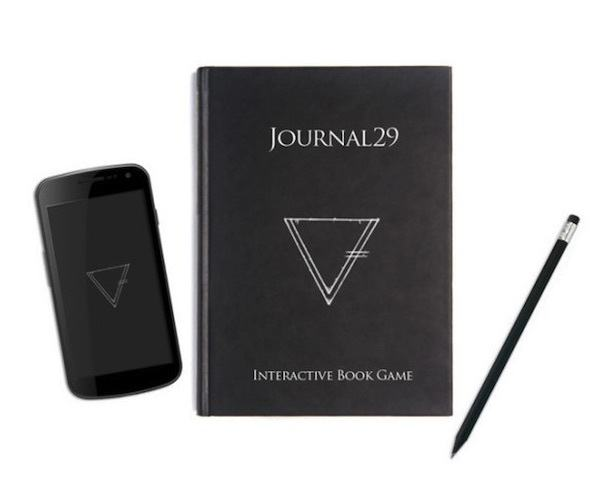 Journal 29 – Interactive Book Game