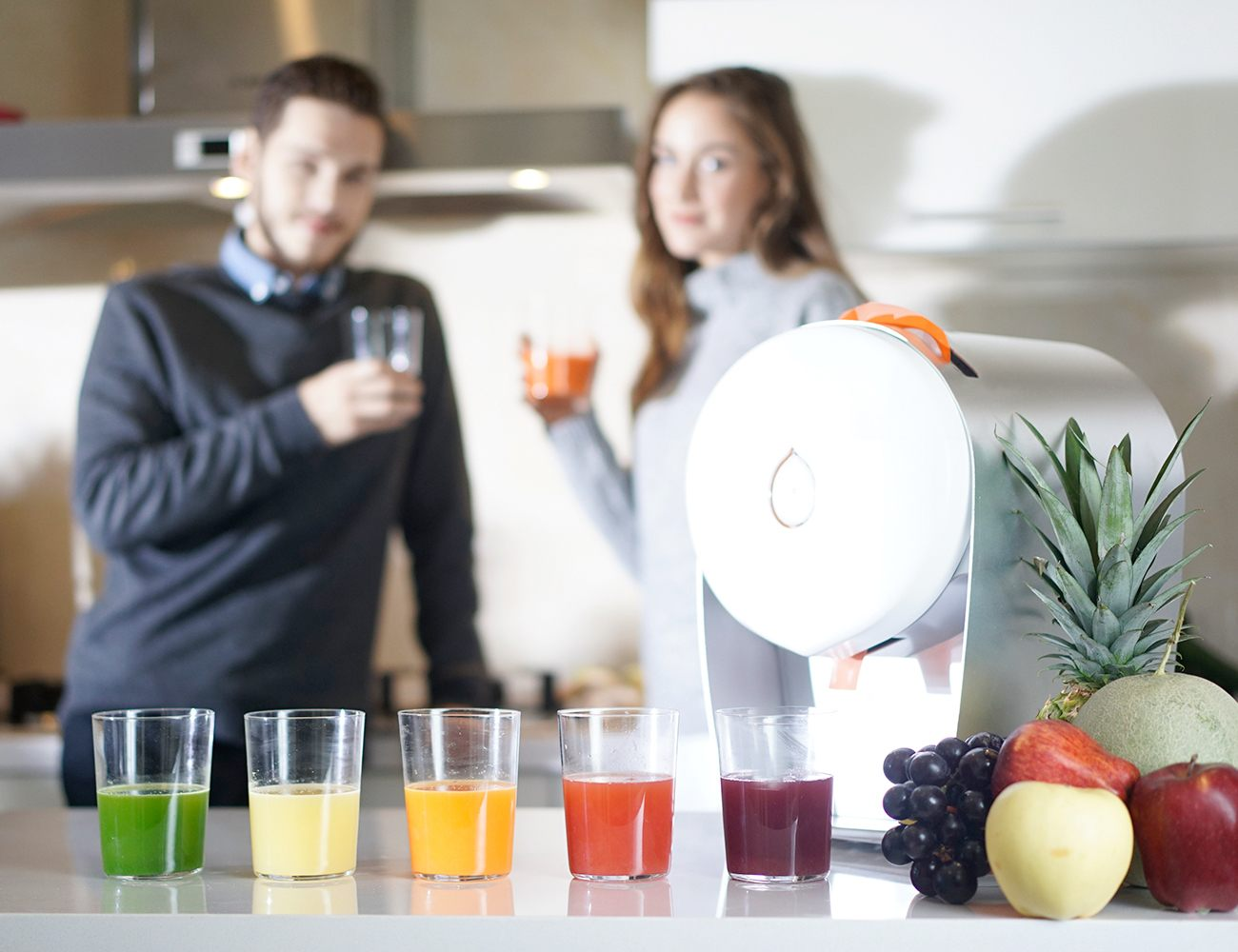 JUISIR – Juicing Without Cleaning