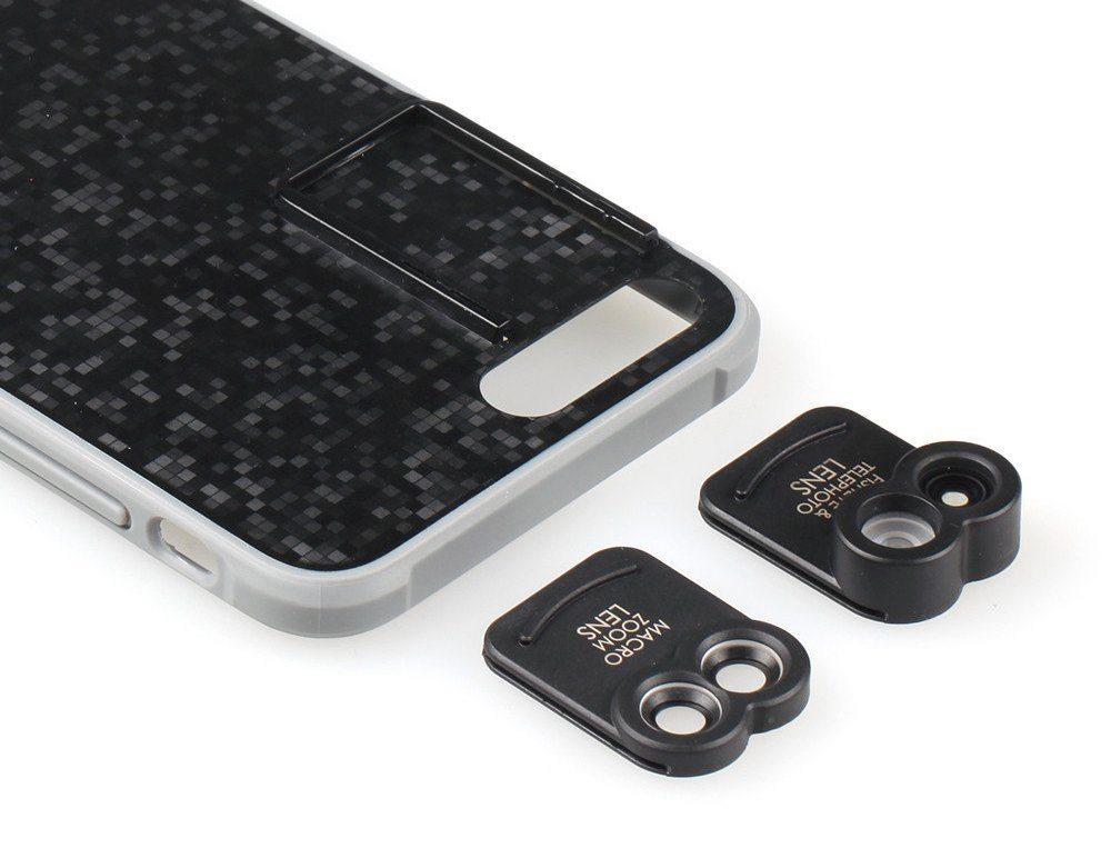 Kamerar Zoom Iphone 7 Plus Lens Kit Gadget Flow
