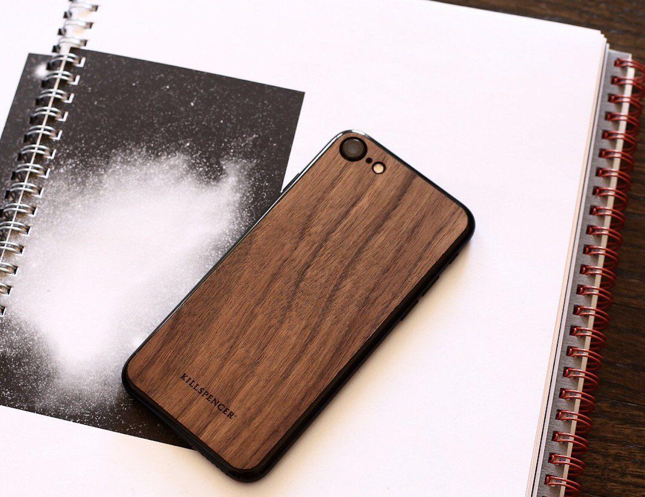 new style 4e3f5 f897e Veil Wood iPhone 7 Skin from Killspencer