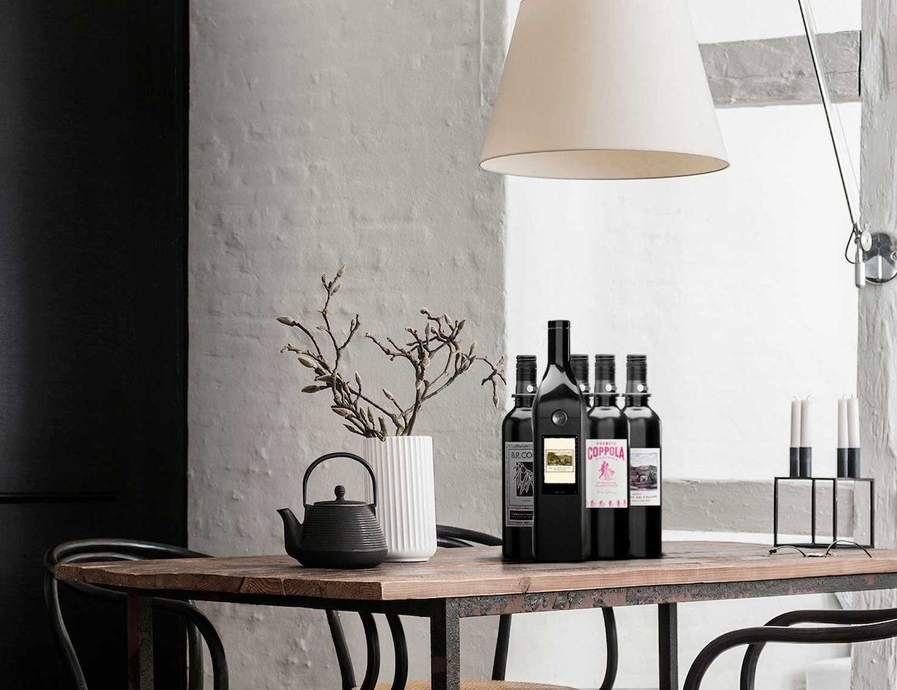 Kuvée Smart Wine System