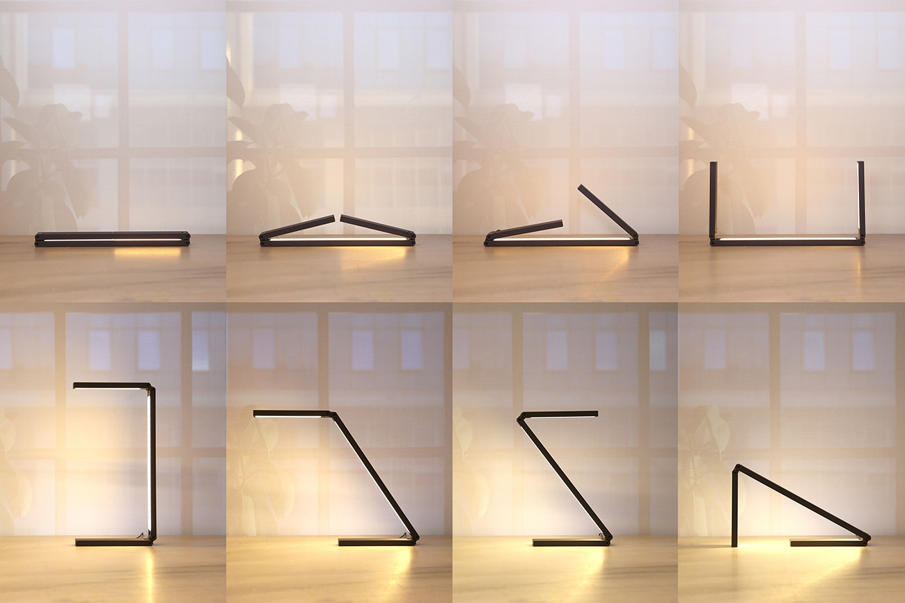 LIMINAL – Minimal Adaptable Lighting Unit