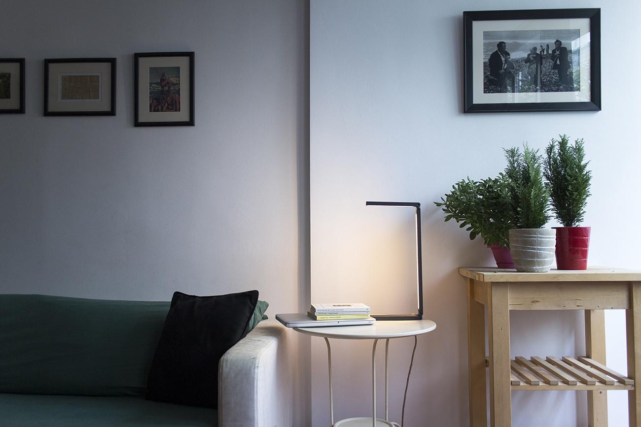 LIMINAL – Minimal Adaptable Lighting Unit