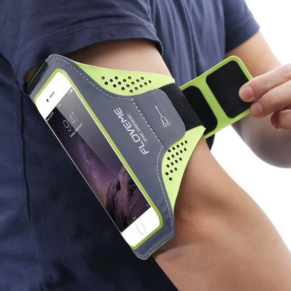 sports armband for smartphone