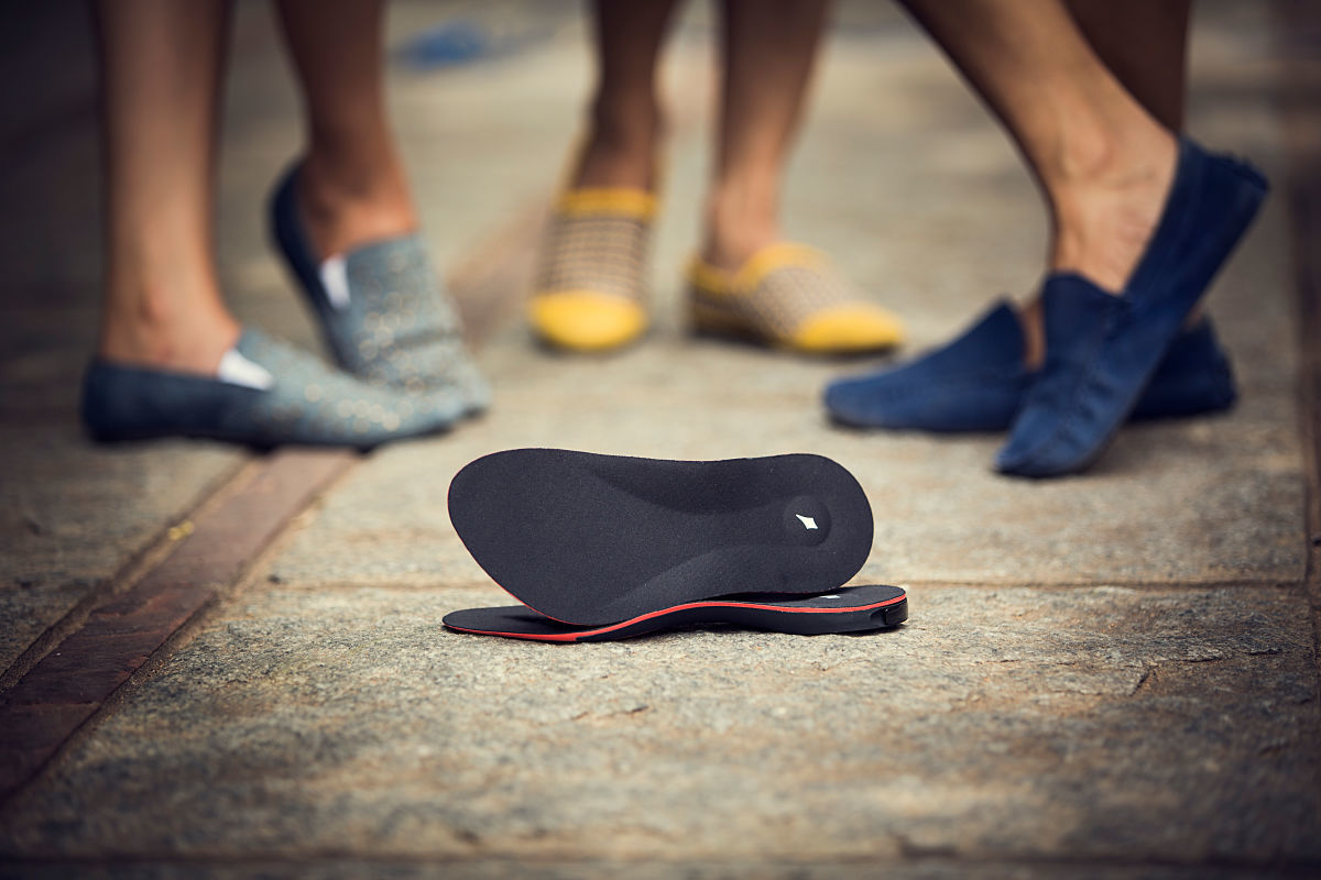 Lechal Smart Fitness Tracking Insoles