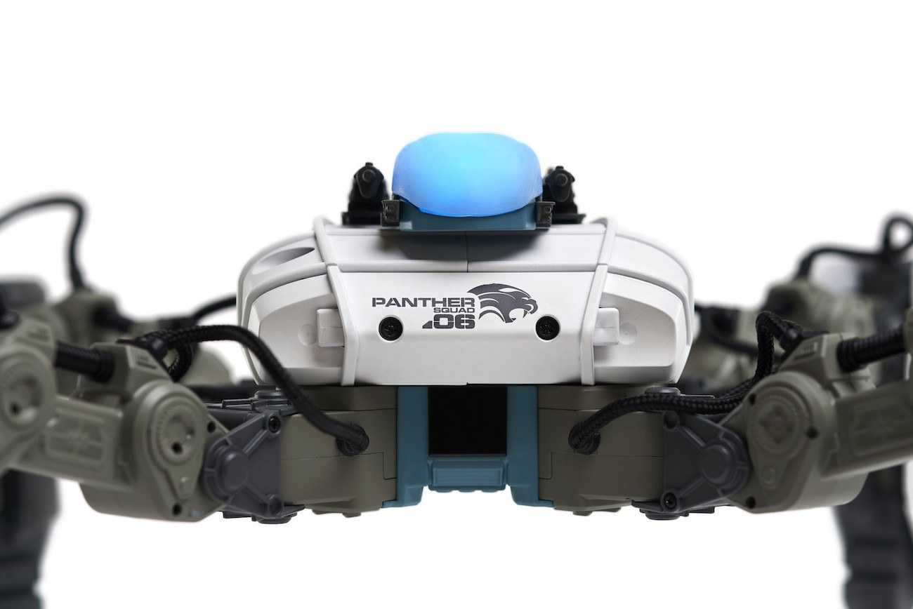 Lone Wolf MekaMon Limited Edition Battle Vehicle