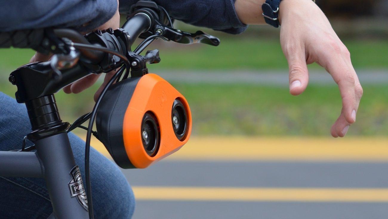 Loud Mini Bicycle Horn