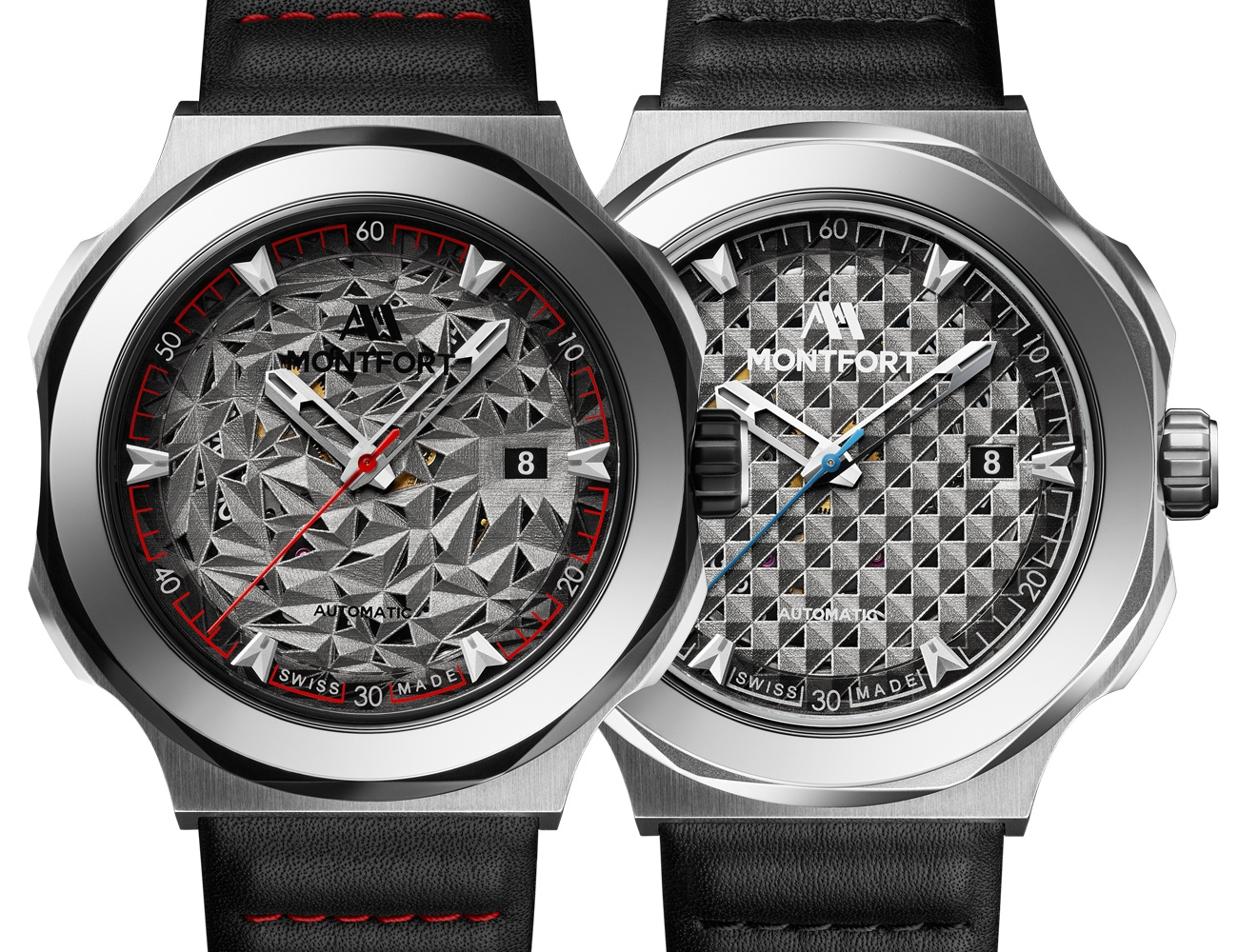 Montfort Watches – With a Super Stainless Steel Casing