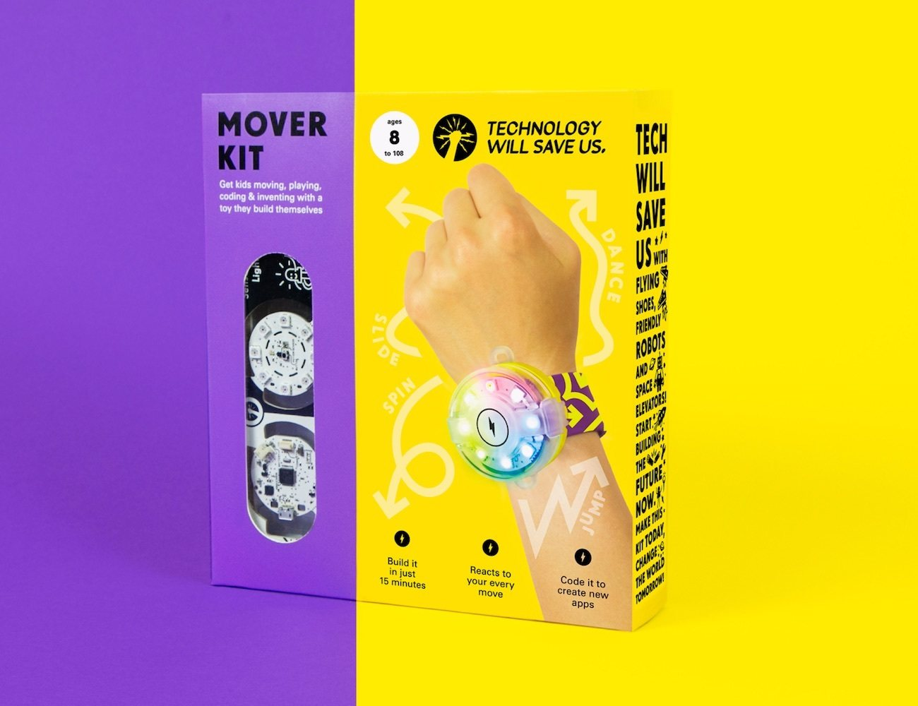 Mover Kit from Technology Will Save Us