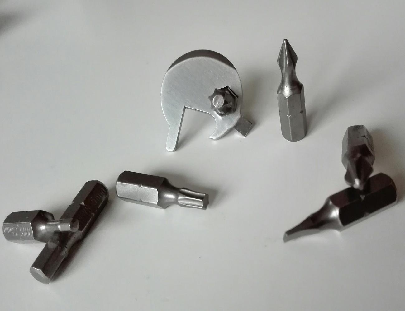 MyPocketMaster Titanium Multi-Tool
