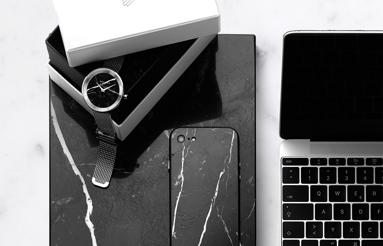 Marble+iPhone+Case
