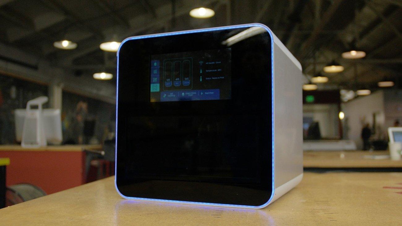 NexD1 Multimaterial 3D Printer