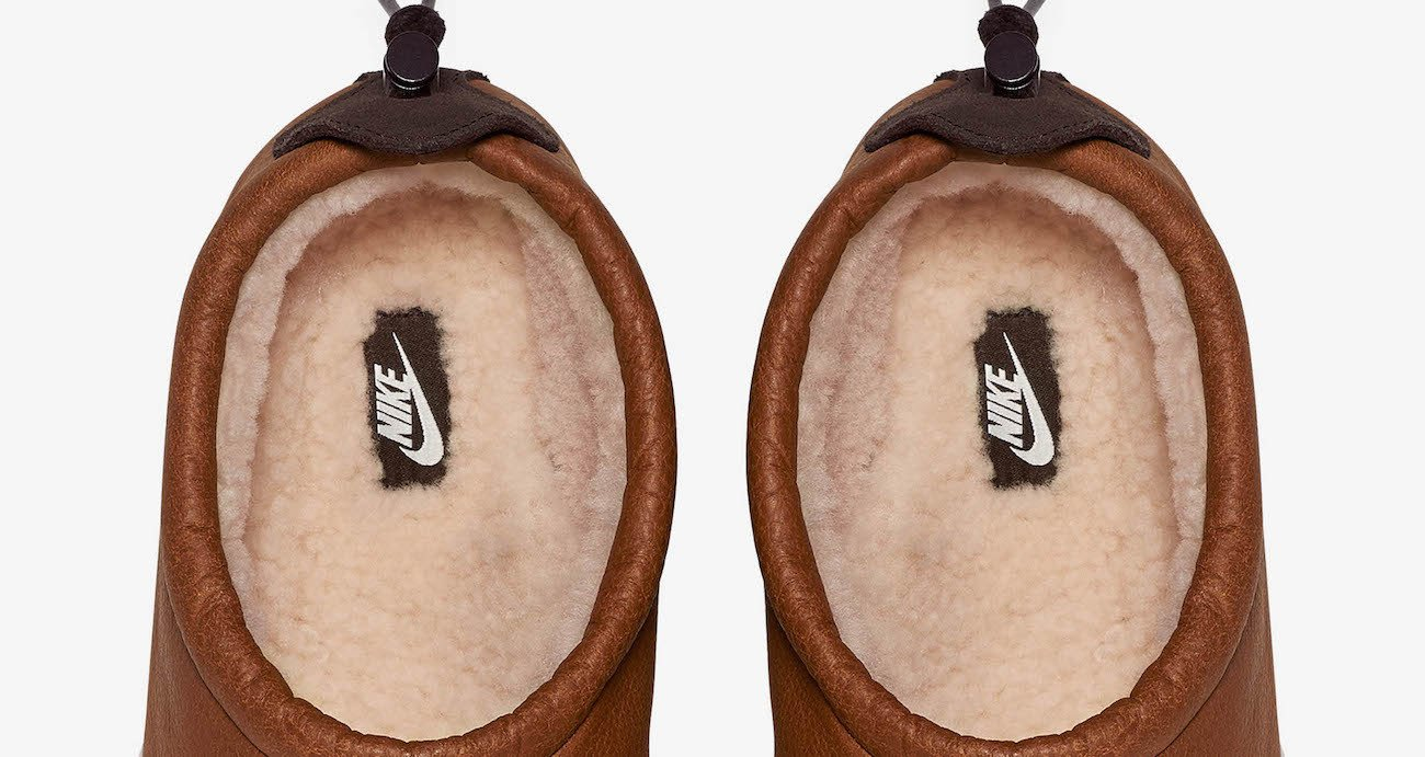 Nike Air Moc Bomber Shoes