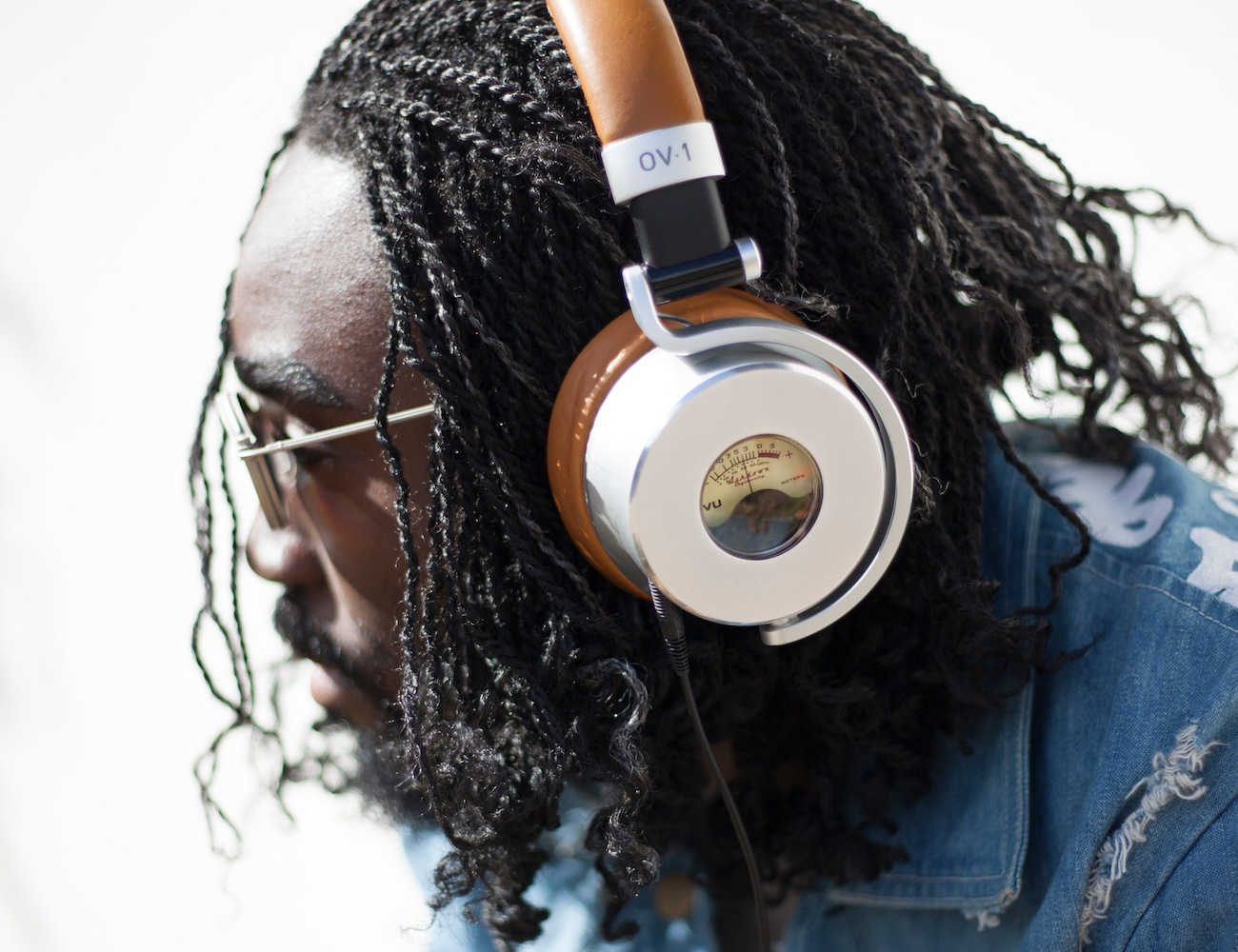 OV-1 Luxury Headphones by Meters Music