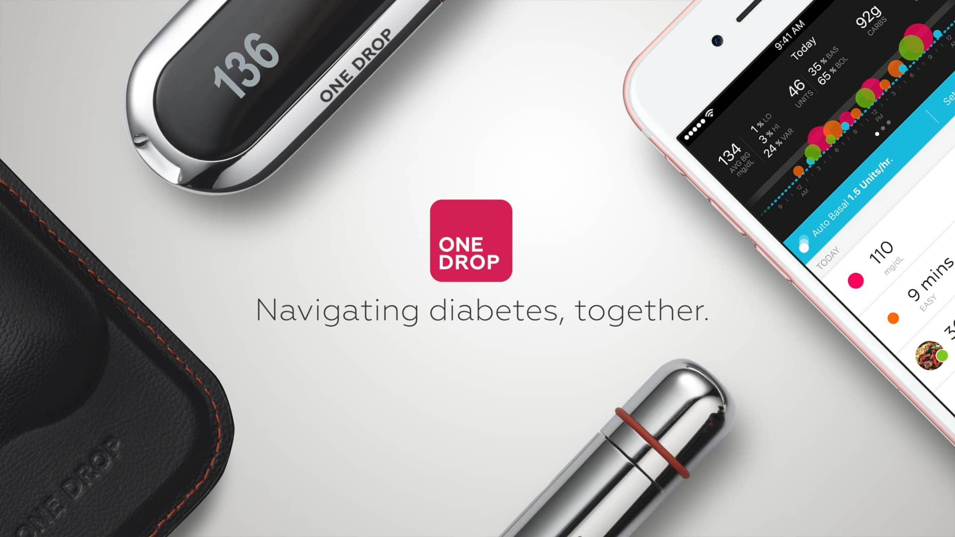 One Drop Diabetes Management System