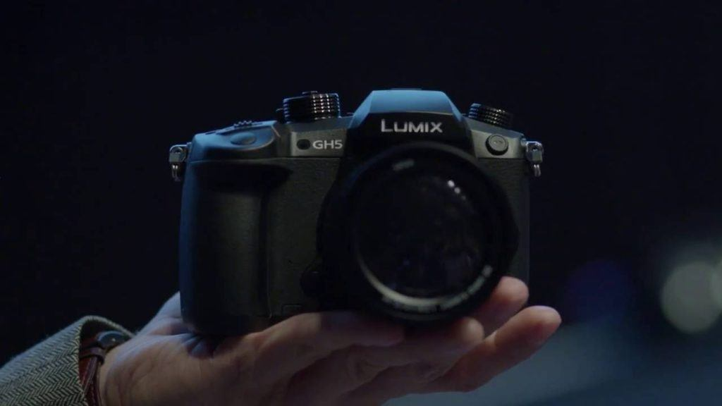 Panasonic+Lumix+GH5+DSLR+Camera