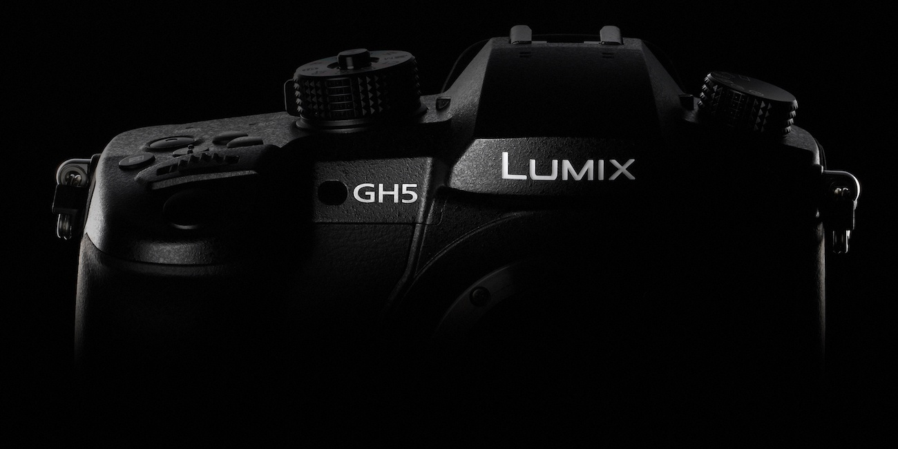 Panasonic Lumix GH5 DSLR Camera