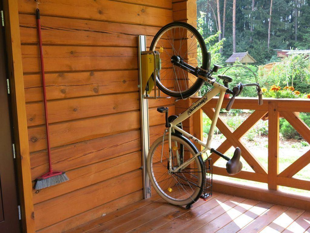Parkis Space-Saving Bicycle Lift