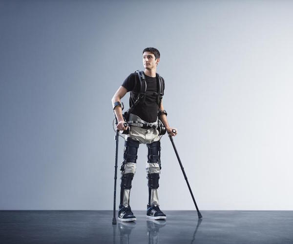 advanced exoskeleton
