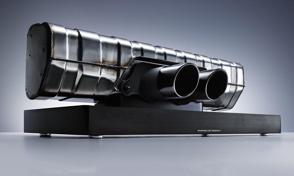 Porsche 911 Soundbar