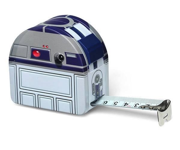 R2-D2 Tape Measure from ThinkGeek