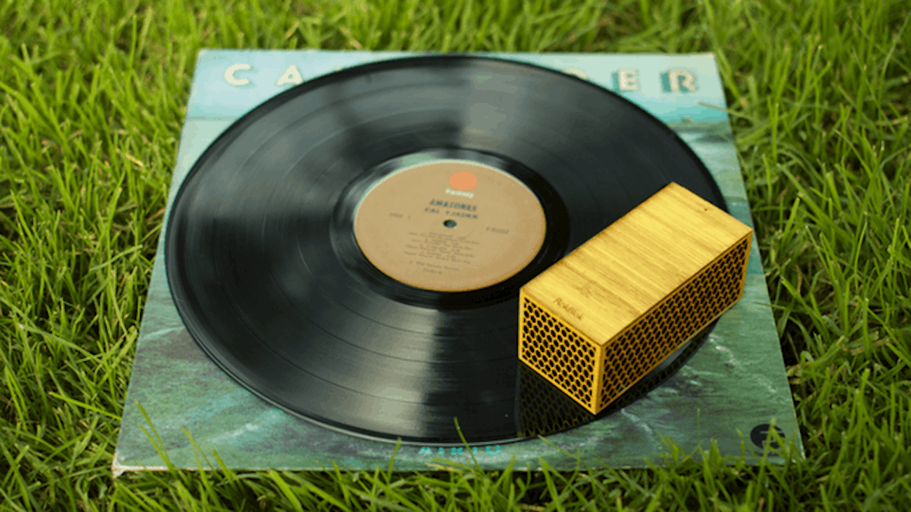 RokBlok Portable Record Player