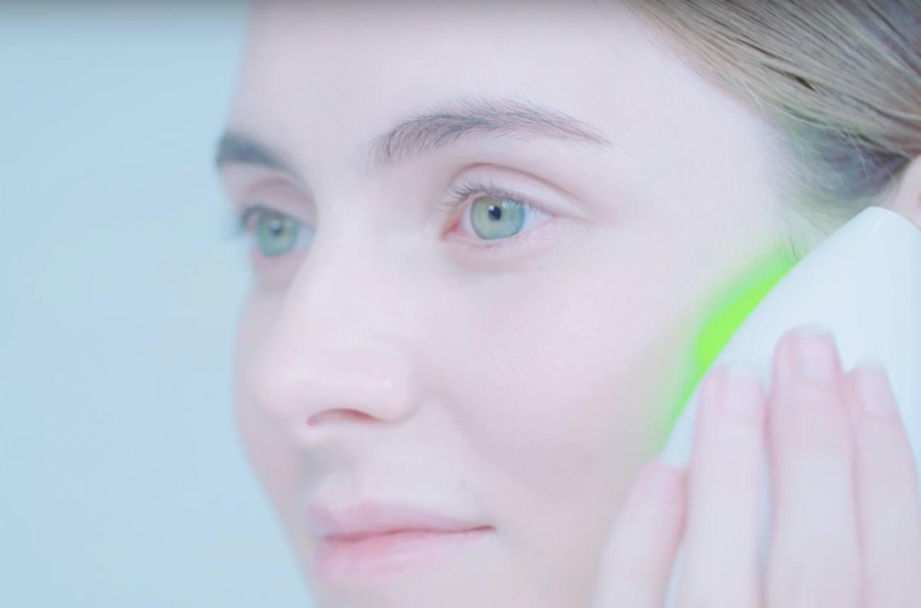 Samsung S-Skin Smart Skincare Solution