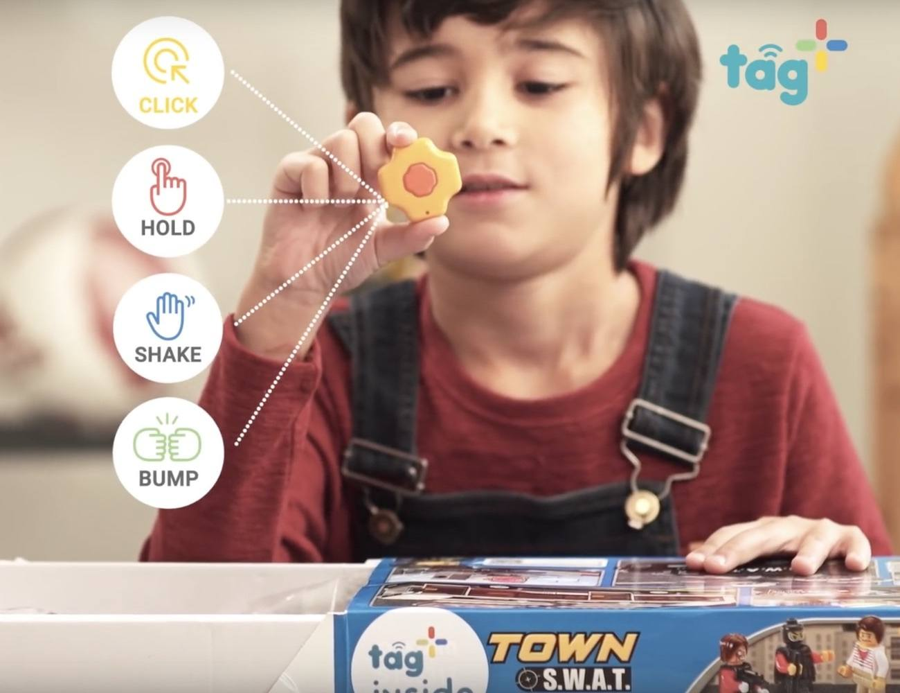 Samsung Tag+ Smart Playmate for Kids
