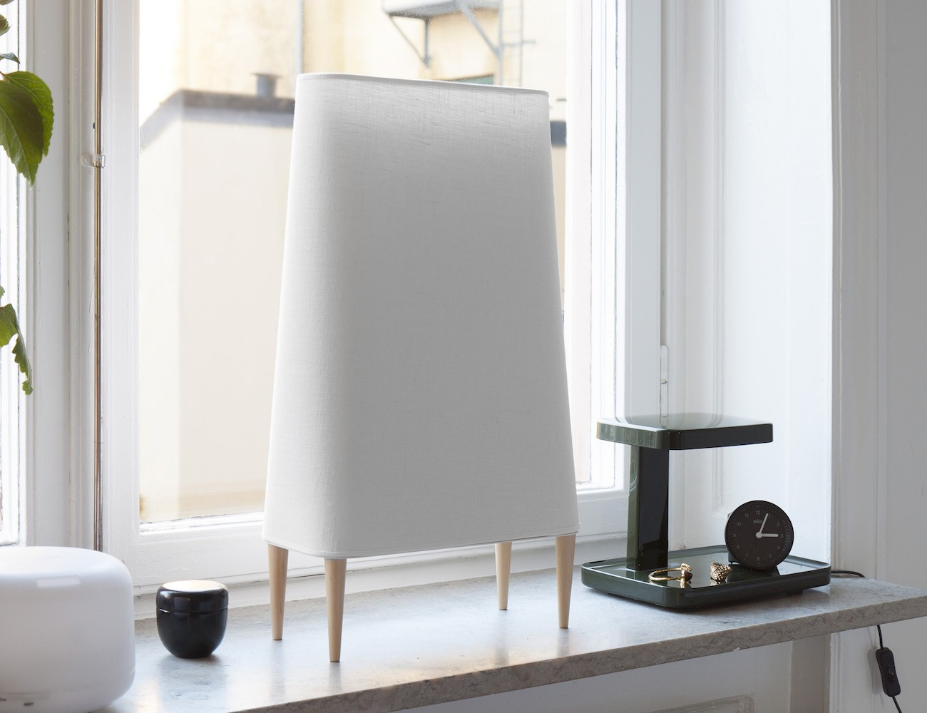 Sunnaform S5 Air Purifier And Designer Lamp