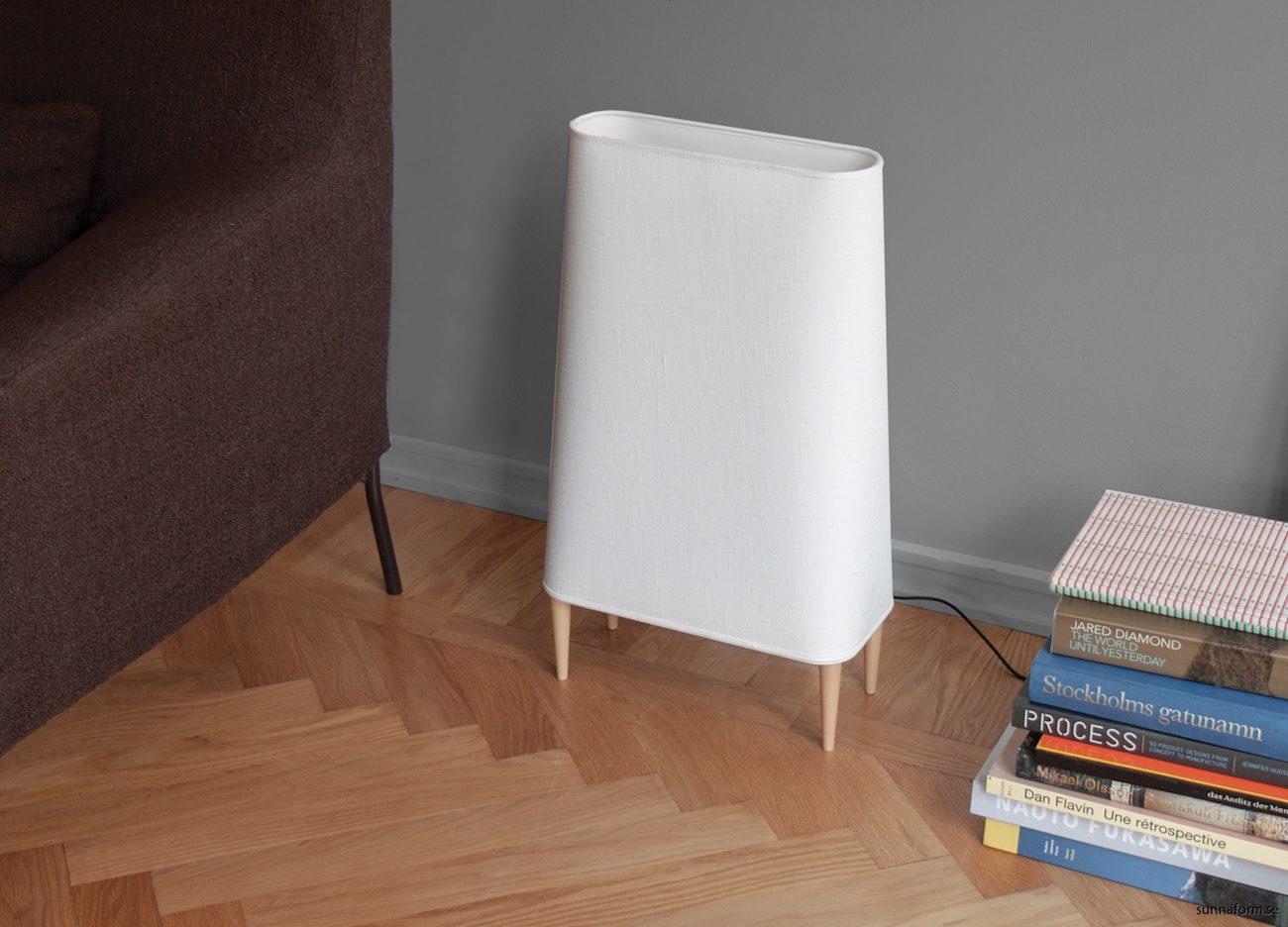 Sunnaform S5 Air Purifier And Designer Lamp