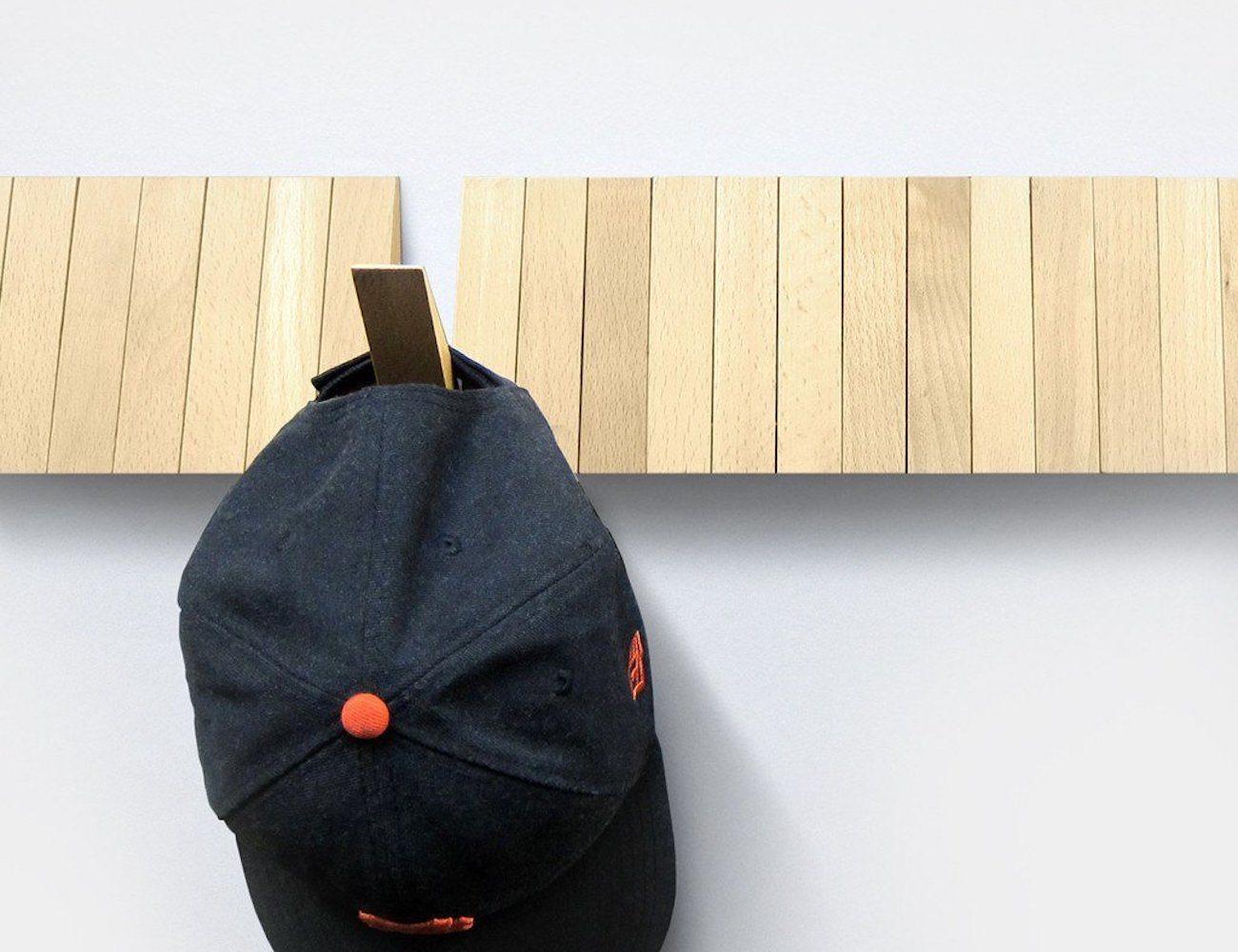 Switchboard Wall Mounted Coat Rack