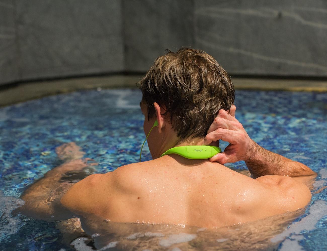 Tayogo AMP Waterproof Mp3 Player & Bluetooth Headphone