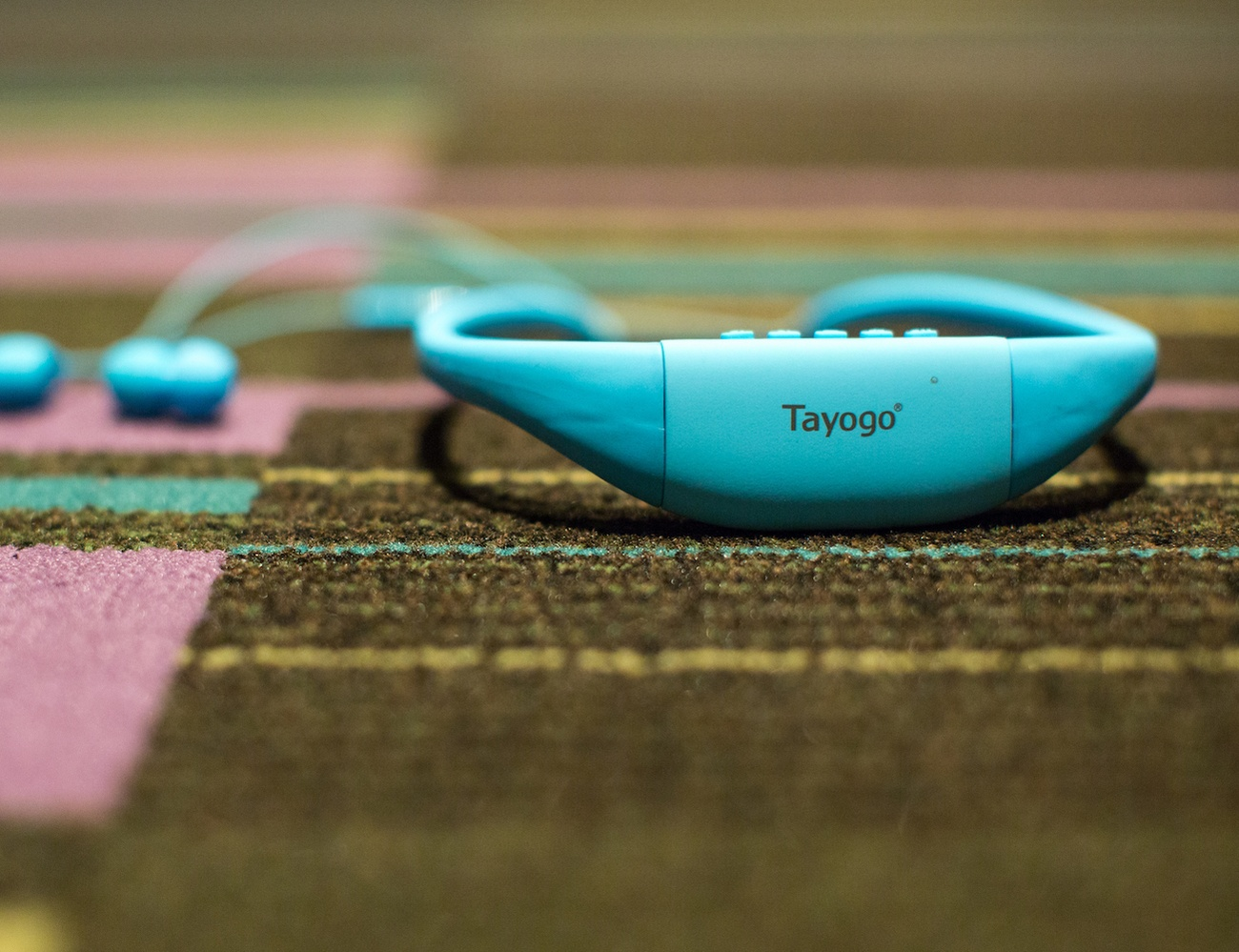 Tayogo AMP Waterproof Mp3 Player & Bluetooth Headphone
