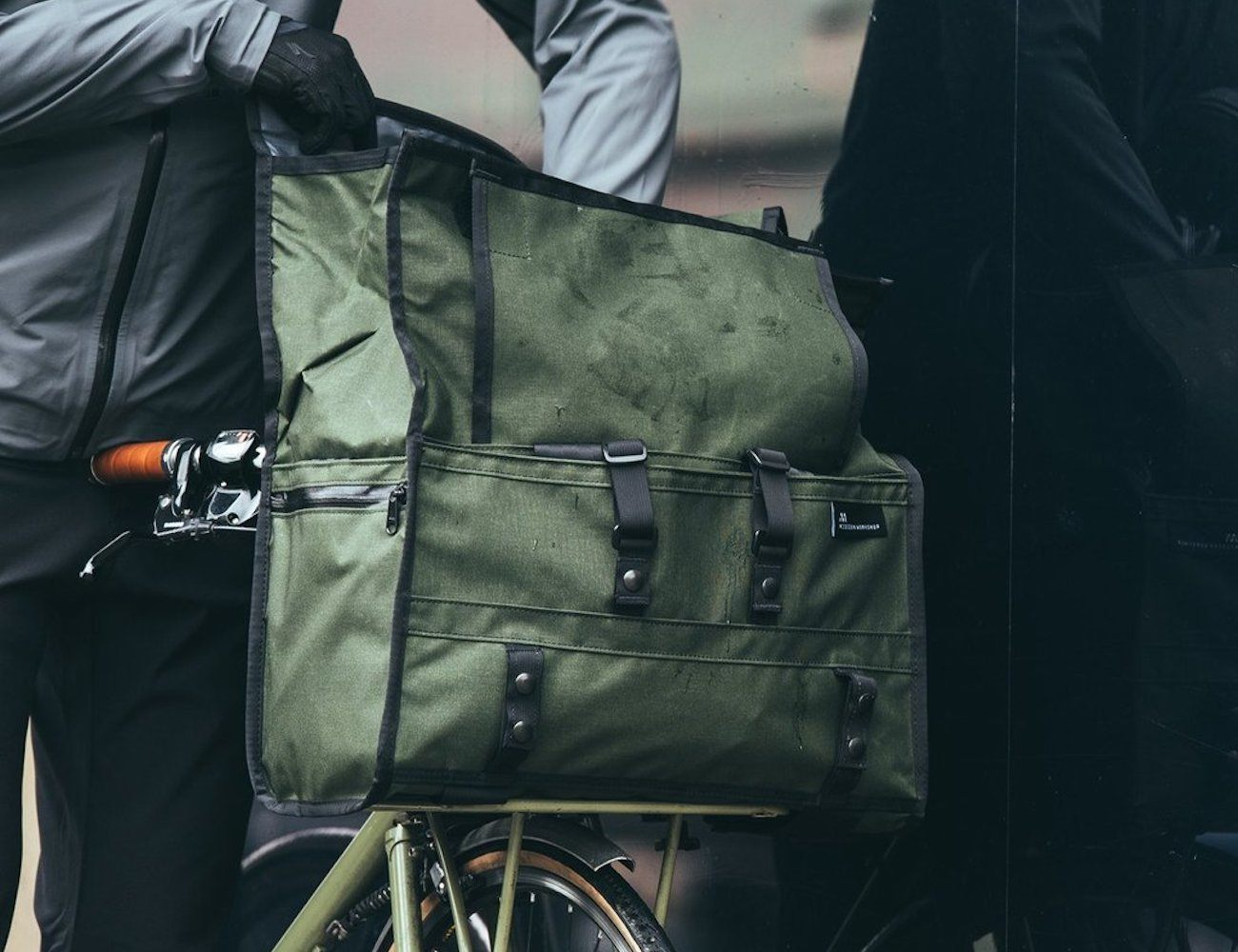 The Helmsman Weatherproof Duffle Bag