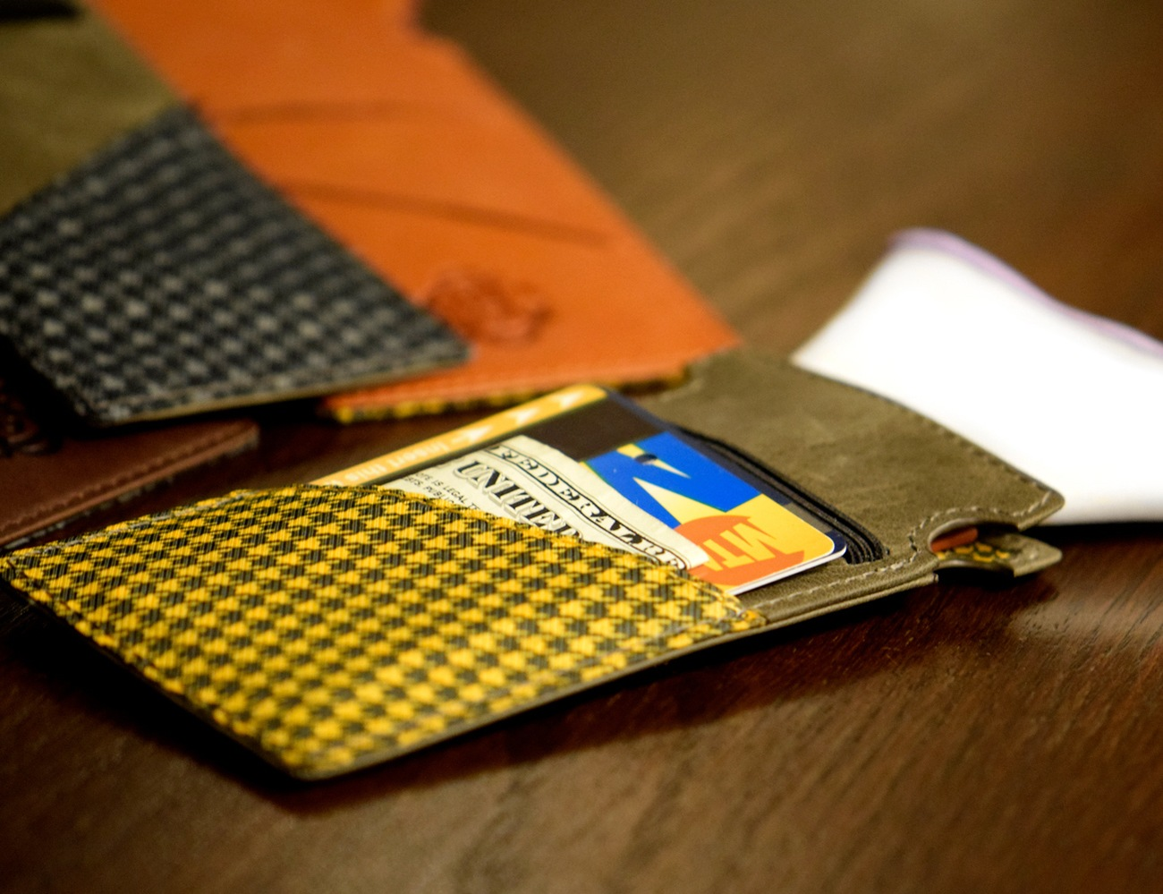 The Maverick Multifaceted Wallet