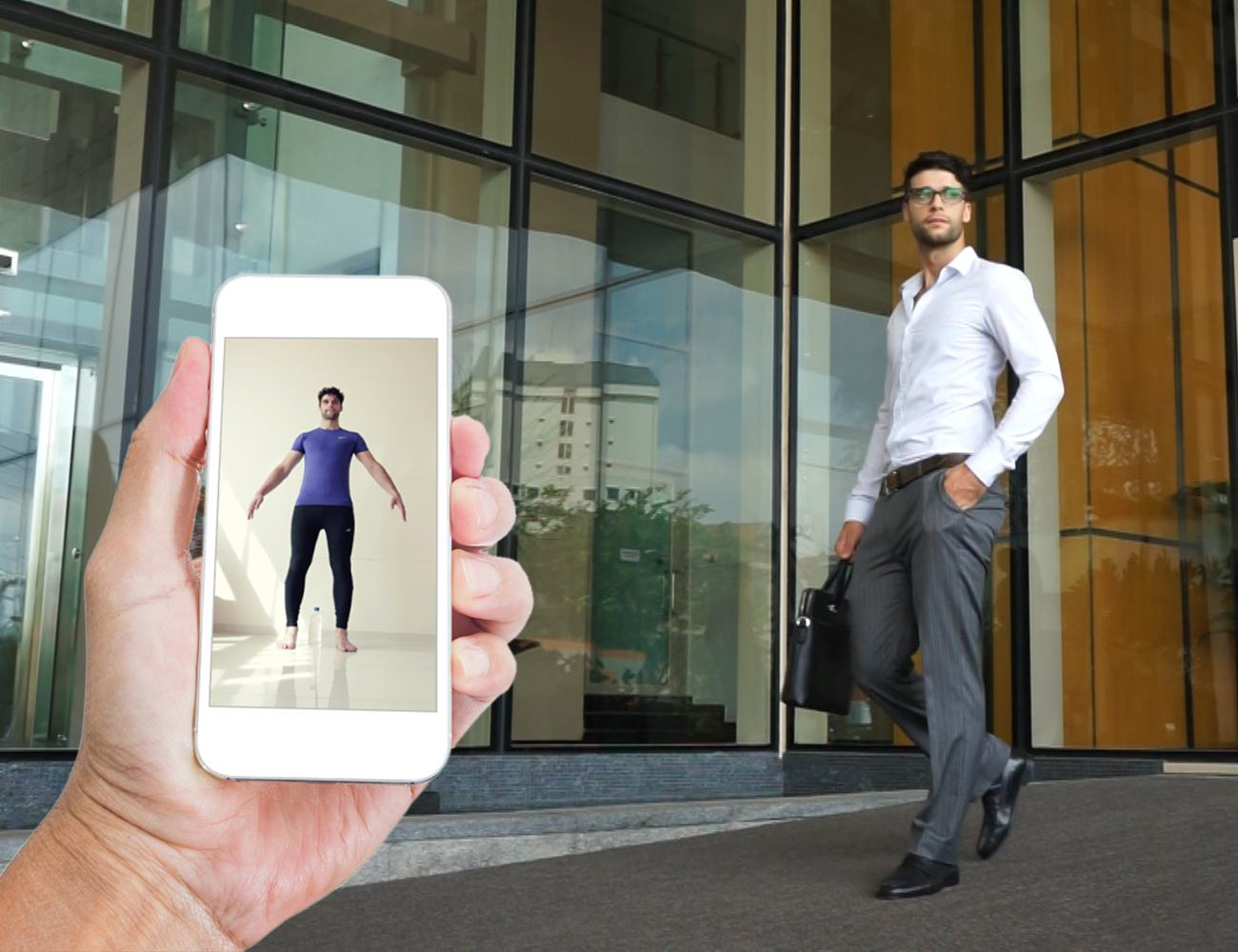 UKYS – Perfect Tailored Shirts Measured From Your Phone