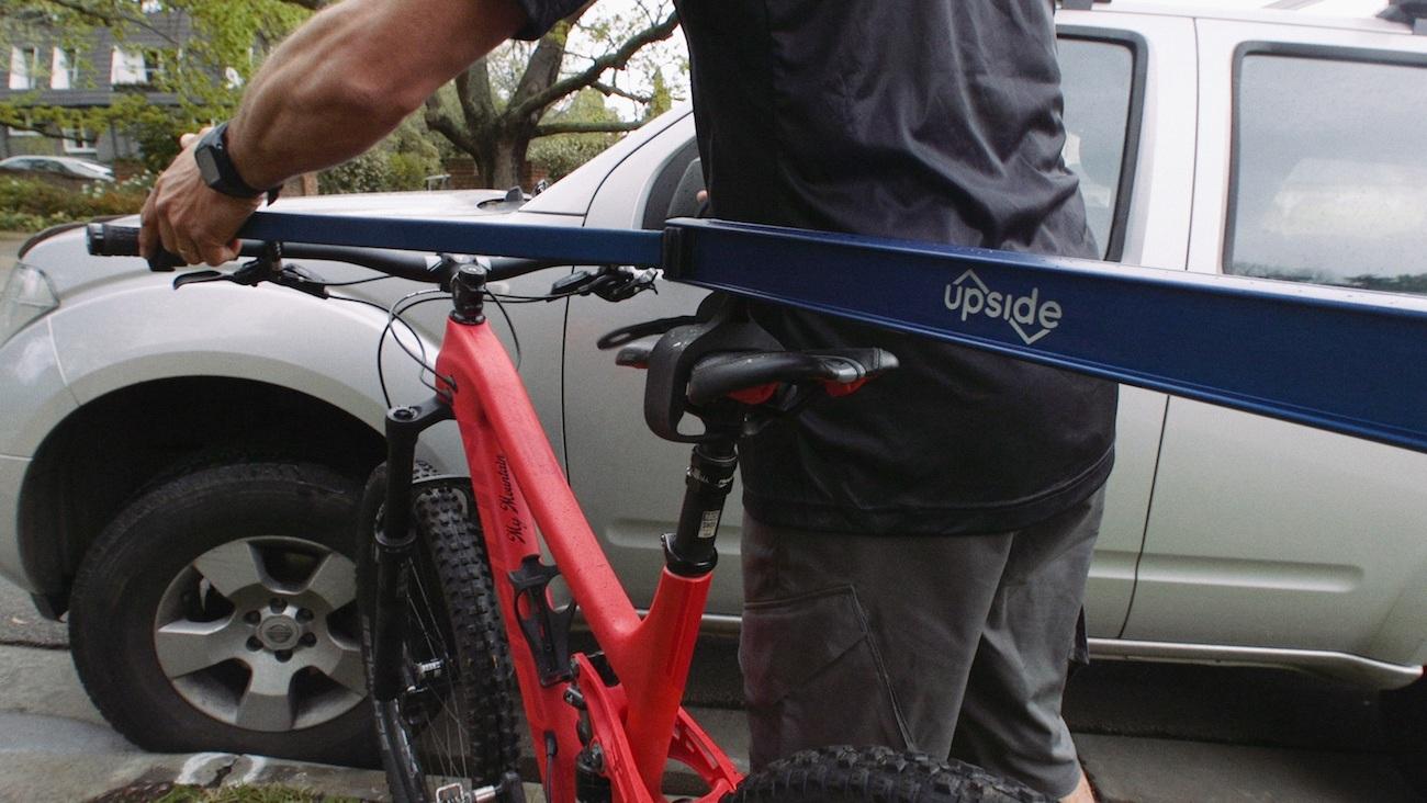Upside Racks Portable Bike Rack