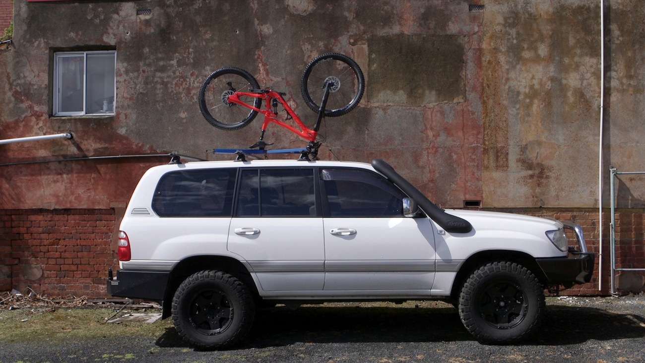 Upside Racks Portable Bike Rack