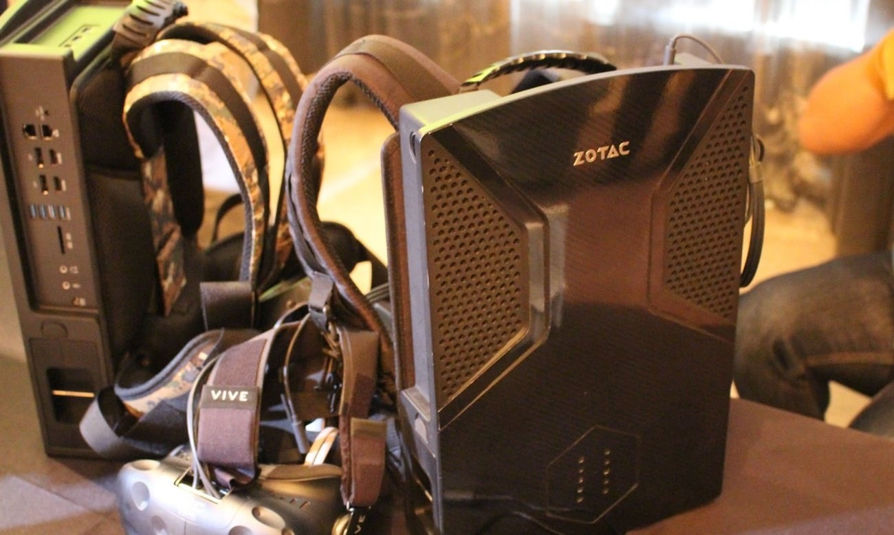 VR GO by ZOTAC