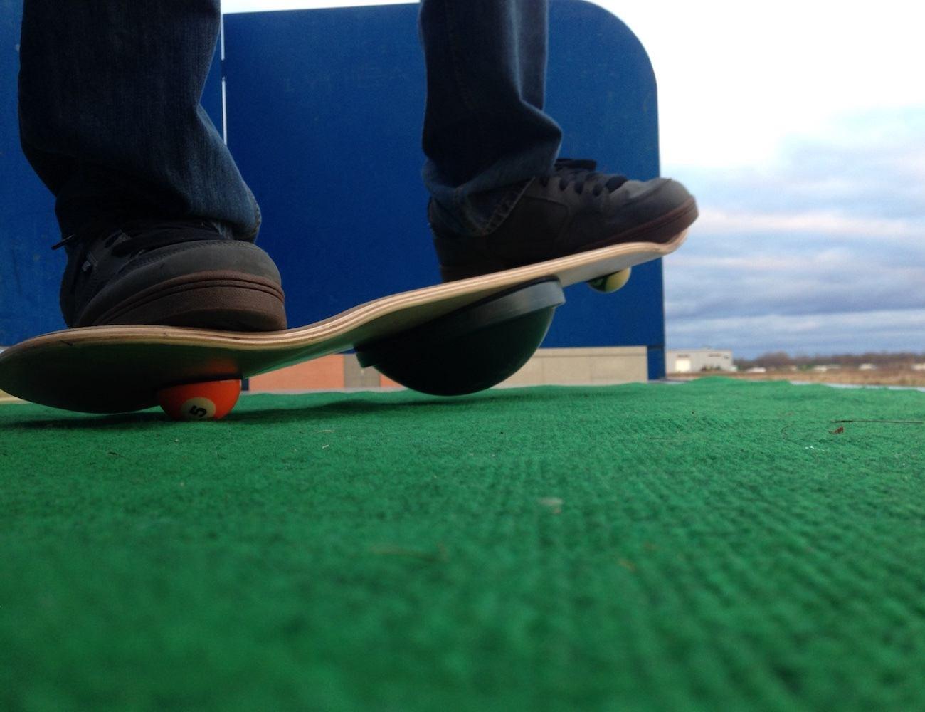 Whirly+Balance+Board
