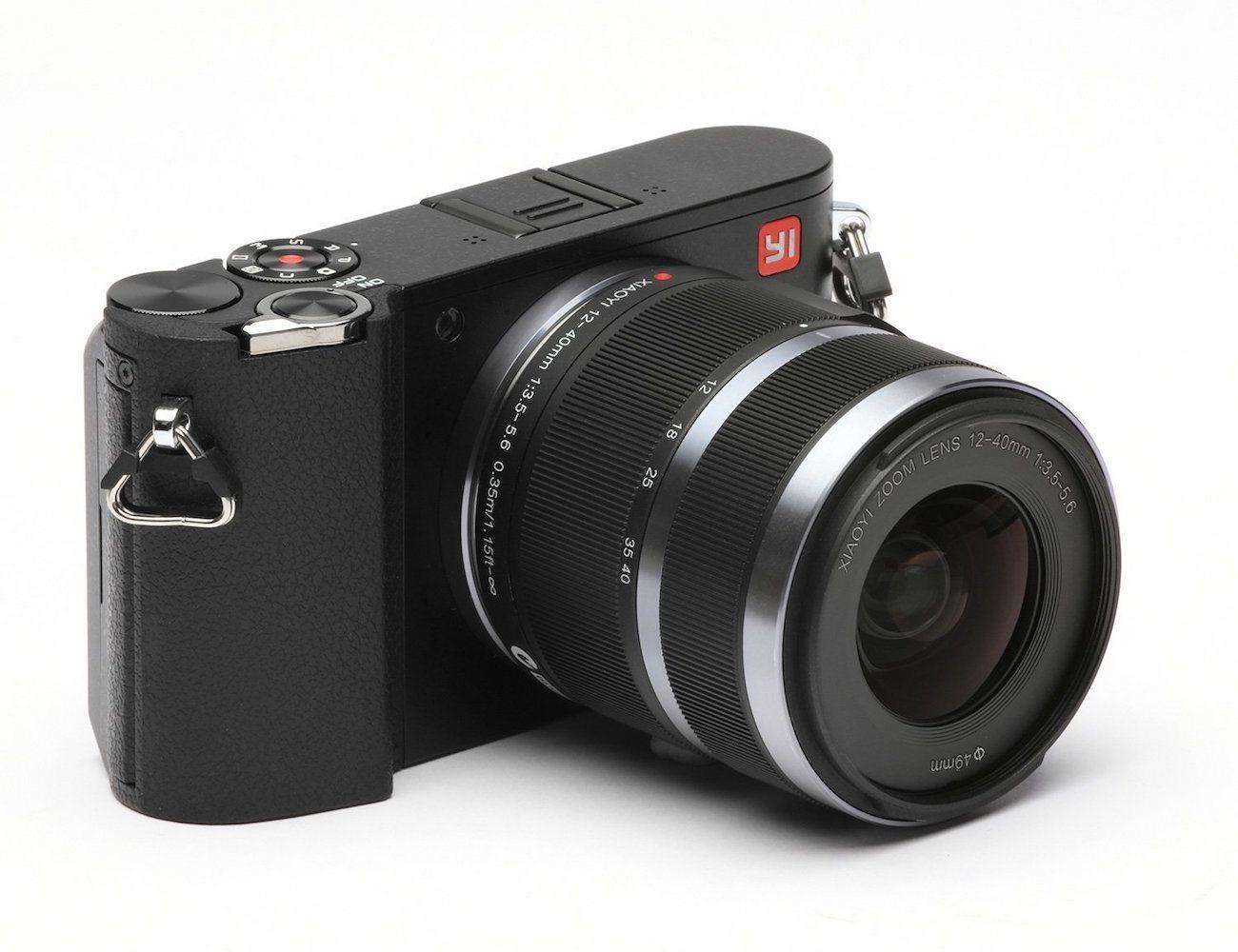 YI M1 4K Mirrorless Digital Camera