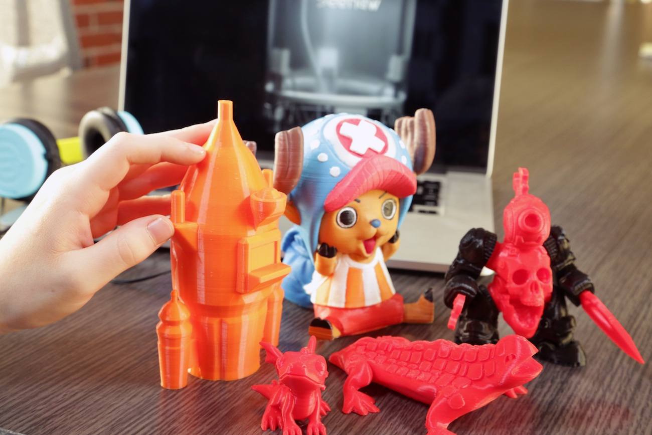 Yeehaw 3D Printer for Kids
