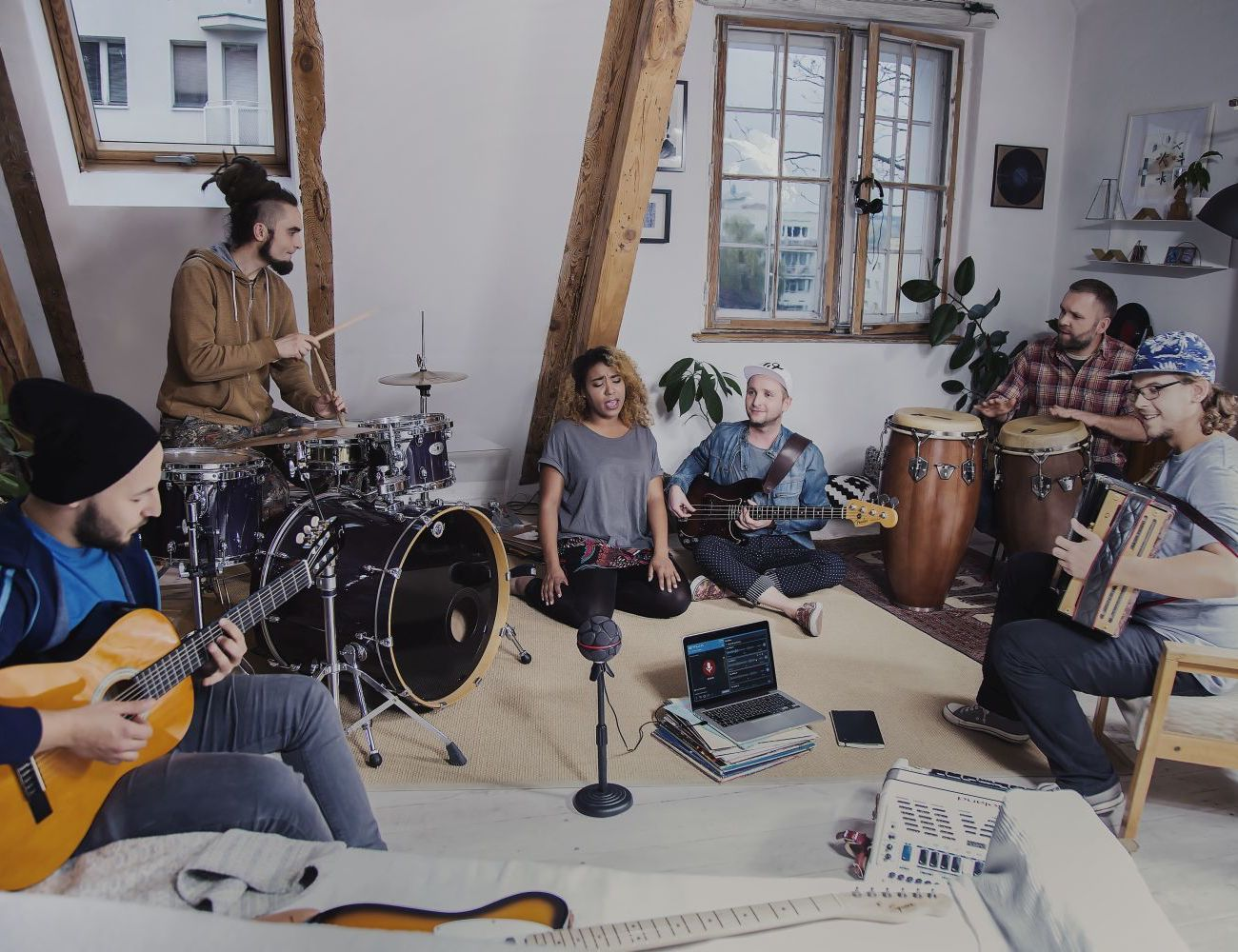 ZYLIA Portable Recording Studio