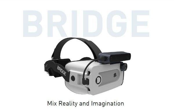 'Bridge' Reality with This New VR Headset