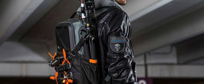 Win a Drone Backpack – Courtesy of FOX's New Drama APB