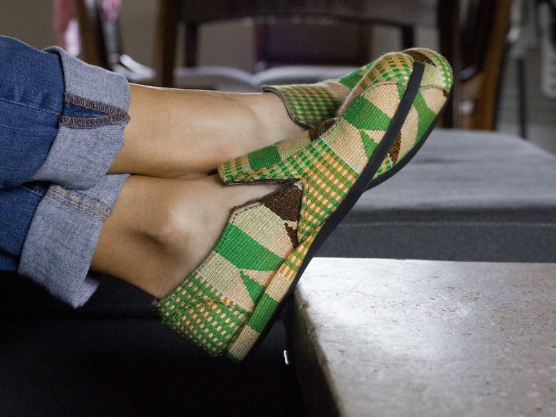 Kwame Baah Footwear Has the Best of Ghanaian Aesthetic for You