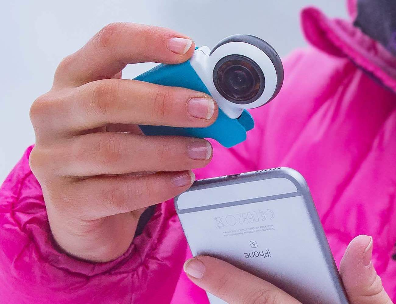 iO 360 Live-Streaming Camera