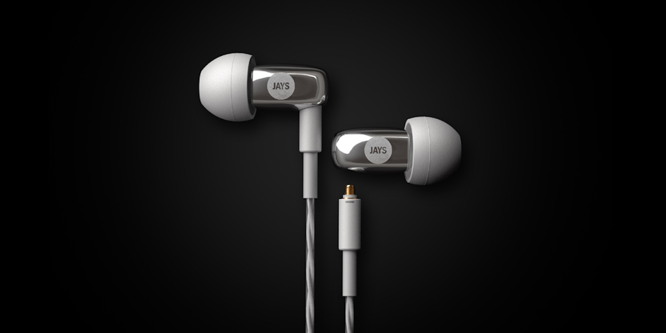 q-JAYS Anniversary Limited Edition Earbuds