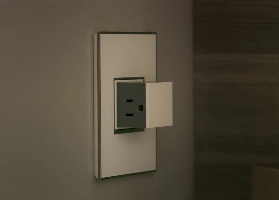 Adorne Pop-Out Outlet