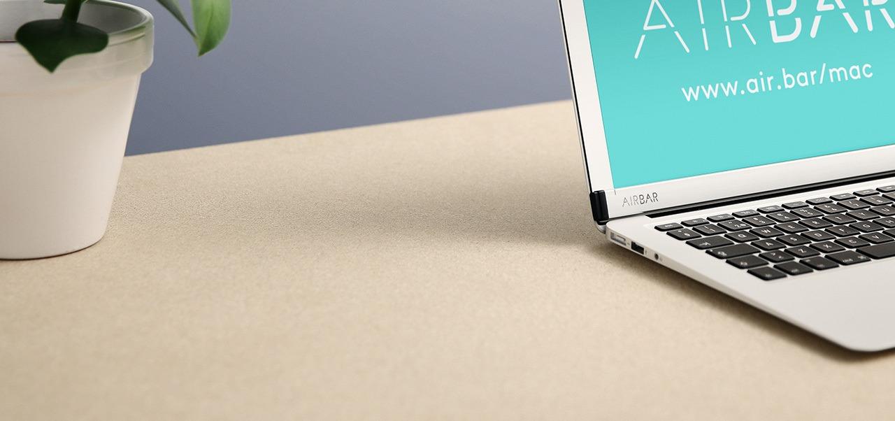 AirBar Touchscreen Sensor for MacBook Air